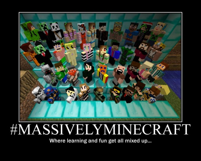 Massively Minecrafters